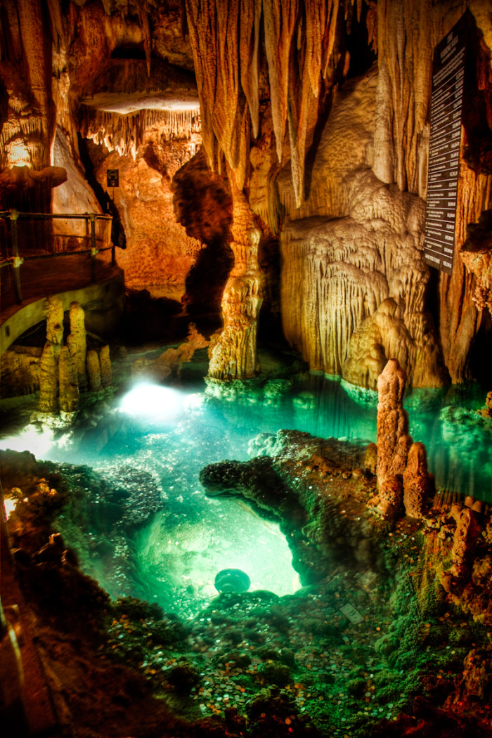 3. The Wishing Well at Luray Caverns, Luray