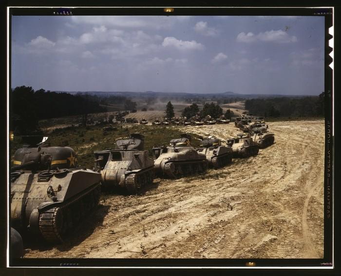 3. M3 Tank line.