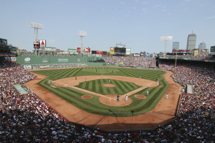 13. The Red Sox