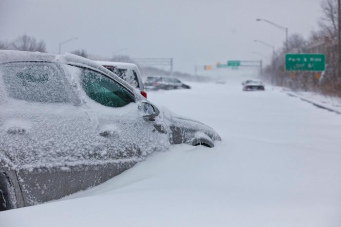 3. The Snow Apocalypse