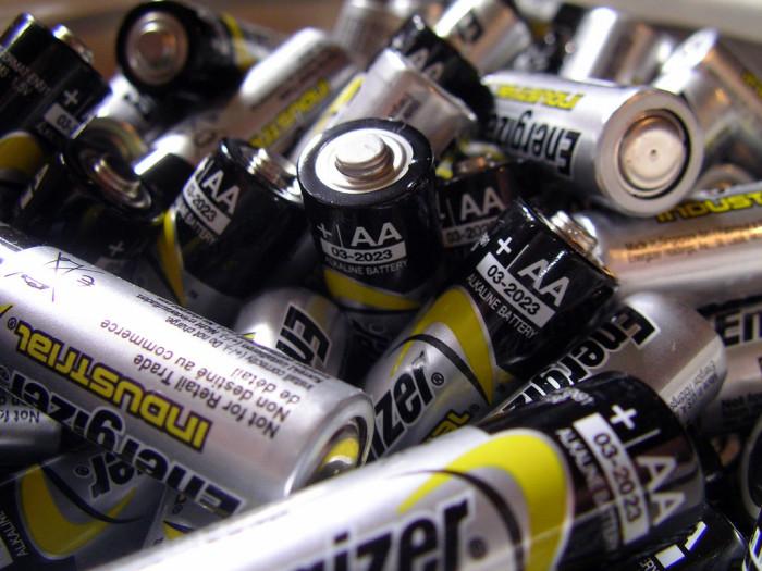 7. Batteries.