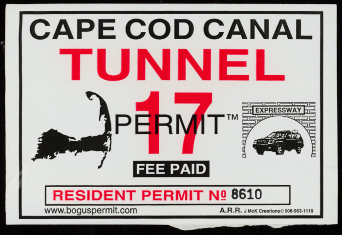 5. We let out-of-staters know about the tunnel to Cape Cod.