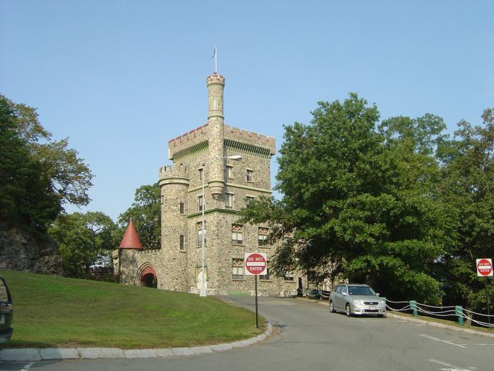 7. Usen Castle, Waltham