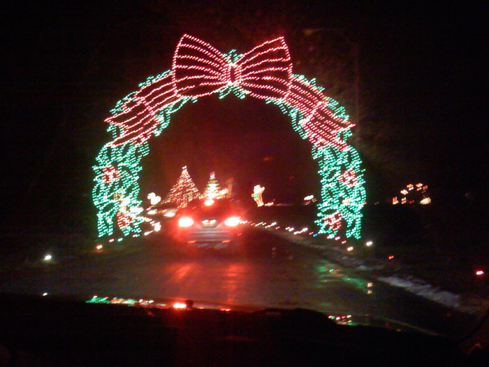 9 places to see christmas lights in maryland