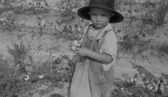 20 Rare Photos Taken In Iowa During The Great Depression