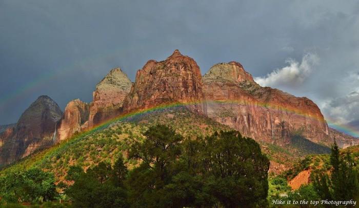 16. Zion National Park, by Mark Aldridge