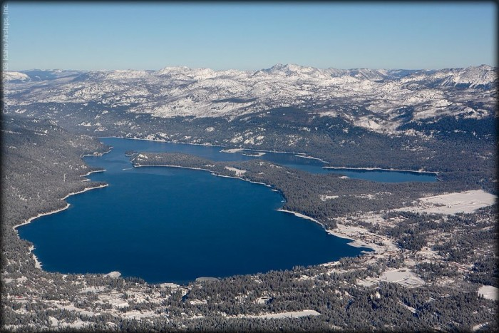 8) Lake Payette in McCall