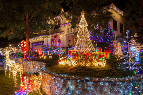 11 Magical Christmas Displays In Kentucky