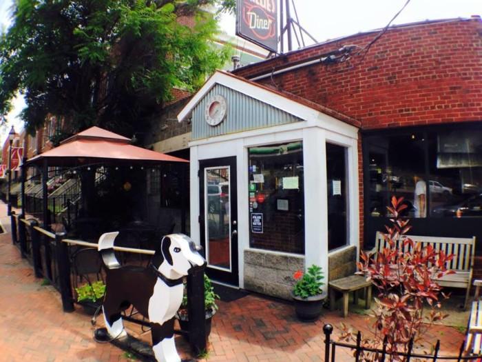 1. Millie's Diner, Richmond