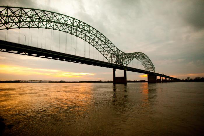 6) Mississippi River