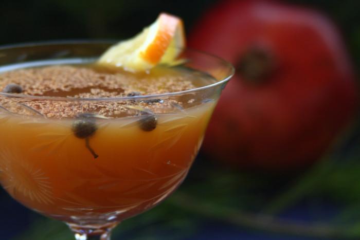 9. Mulled cider