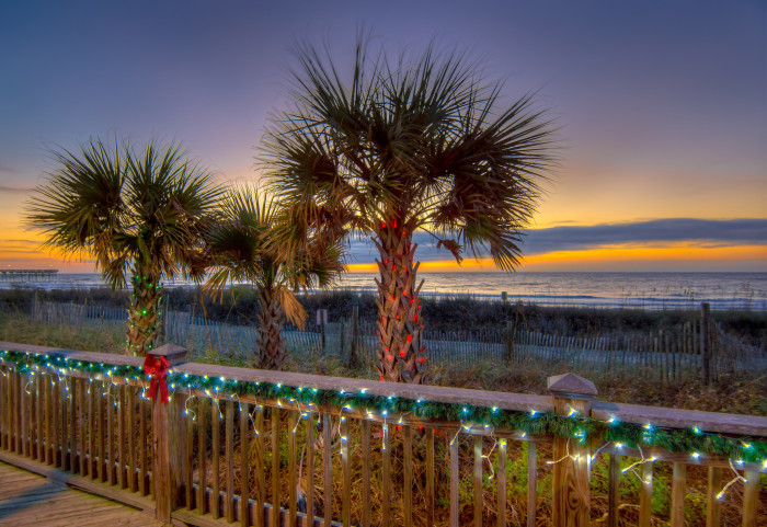 17. Myrtle Beach Christmas. Photo by Matthew  Trudeau Photography.