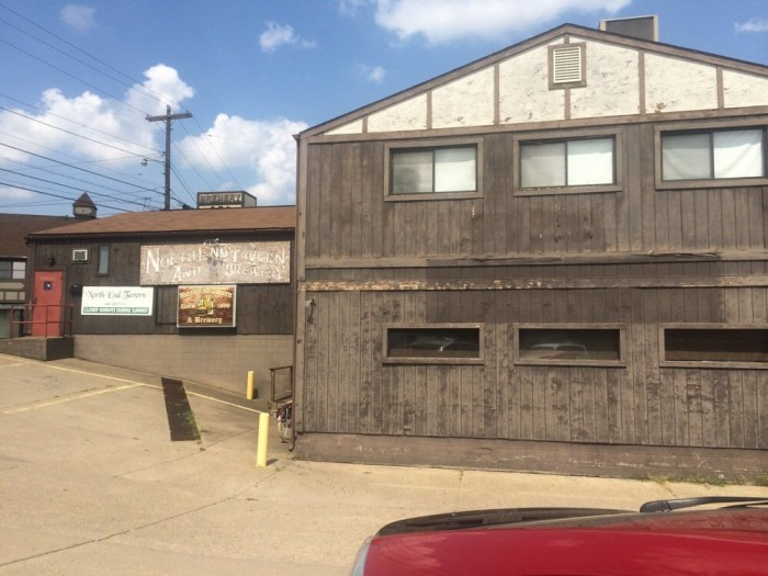 7. The North End Tavern and Brewery in Parkersburg
