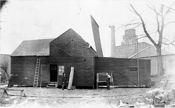 7. The modern movie industry got its start here. Motion pictures were invented in New Jersey by Thomas Edison and William Dickson. The world's first film studio was in West Orange.