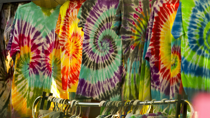 9. Owning a tie-dyed shirt during the 80s was an absolute MUST!