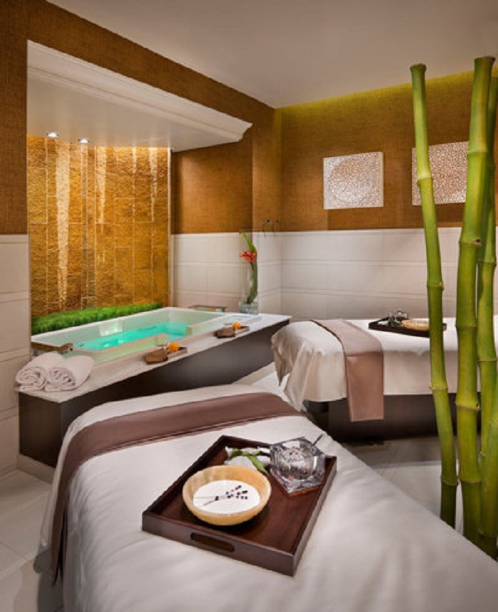 1. Enjoy a relaxing spa day at one of Nevada's finest resorts.