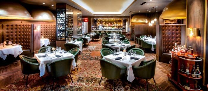 1. Andiamo Italian Steakhouse - Las Vegas