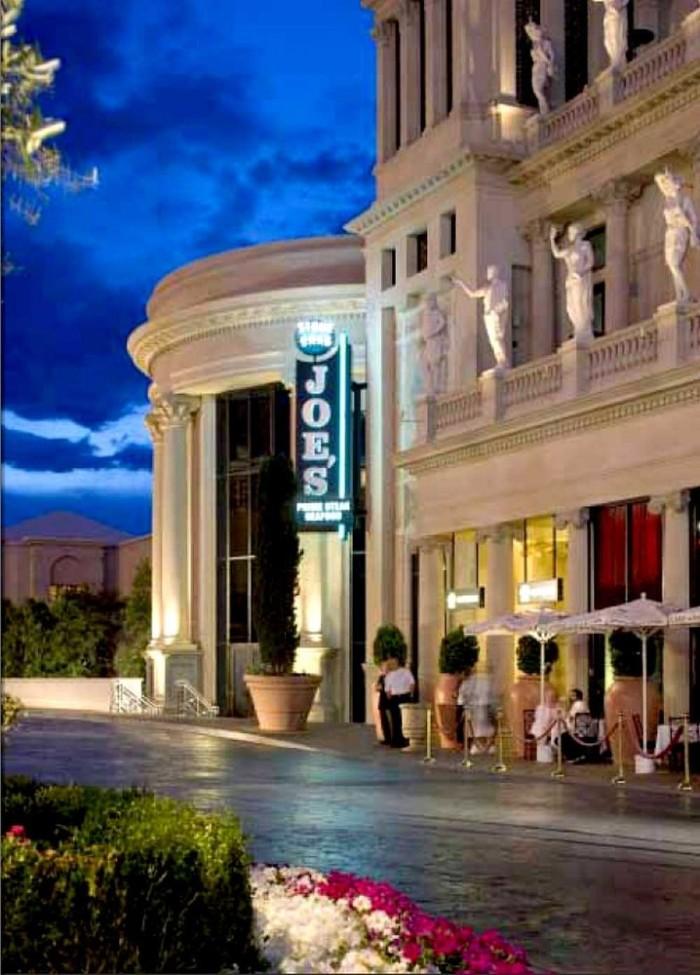 8. Joe's Seafood, Prime Steak and Stone Crab - Las Vegas