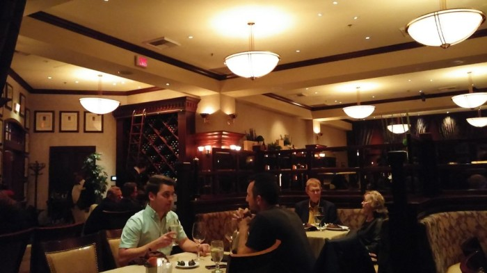 2. Sterling's Seafood Steakhouse - Reno