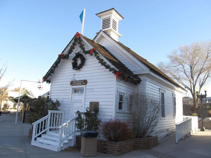7. Old Glendale School - Sparks, NV