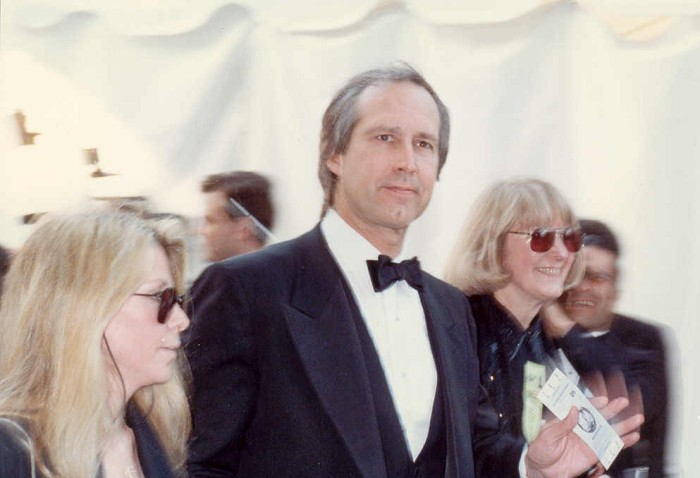 4) Chevy Chase