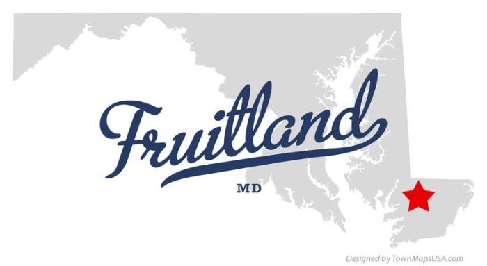 5) Fruitland