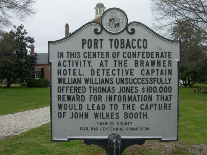 8) Port Tobacco