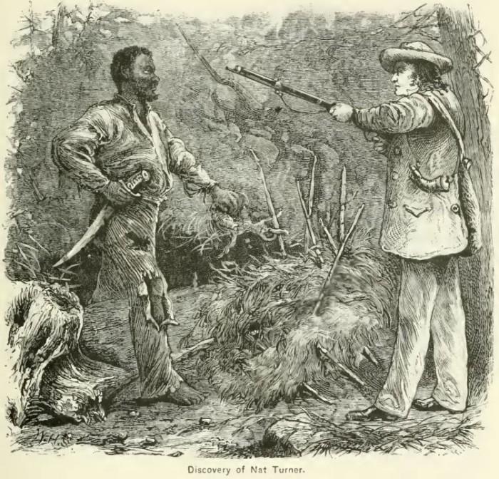 6. Capron: Nat Turner's Slave Rebellion
