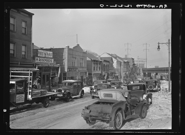 8. New Brunwick circa 1936.