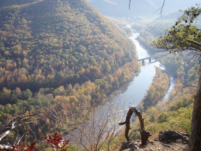 4) Nolichucky River