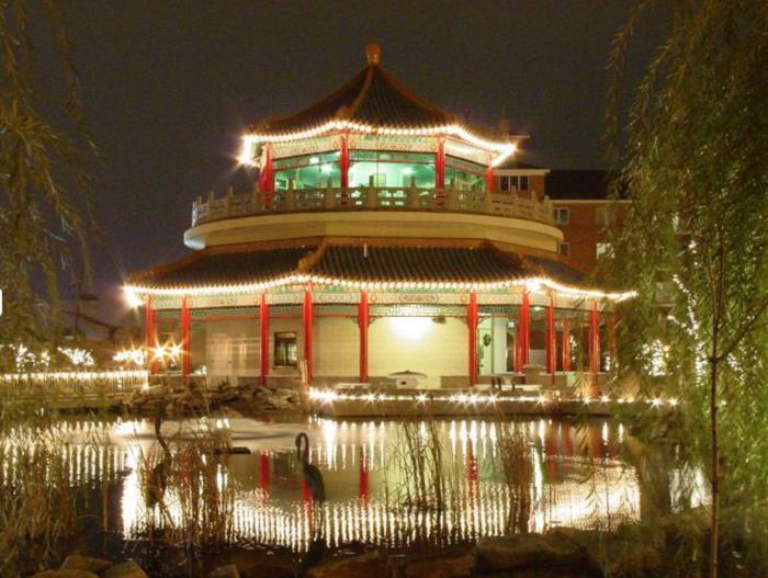 13. 15th Annual Pagoda and Garden LightFEST, Norfolk