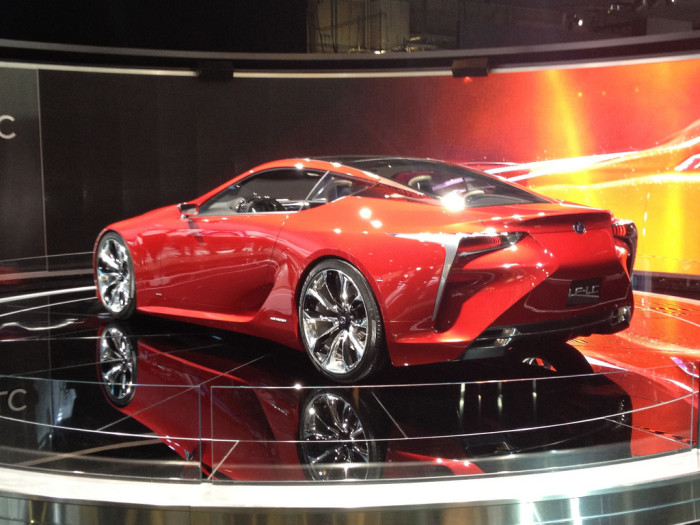 6) North American International Auto Show, Detroit