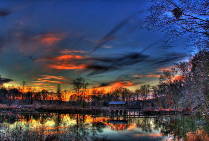 11. Brick Pond Park in North Augusta, South Carolina. Photo by Brian Mooney.