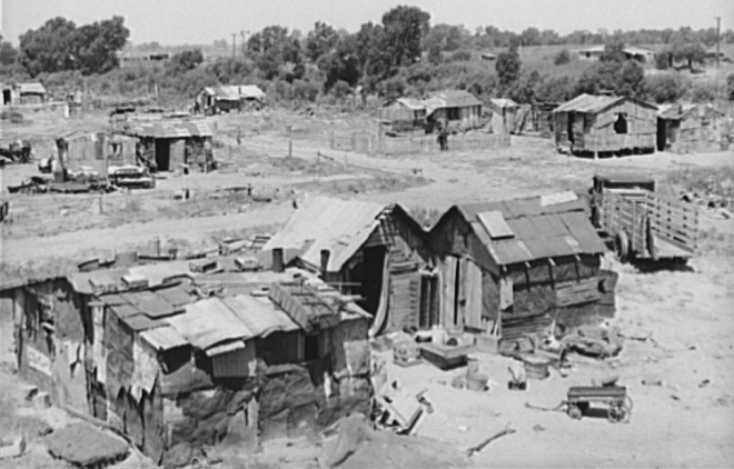 25 Rare Photos In Oklahoma Taken During The Great Depression