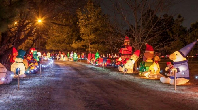 11 Best Places To Visit In Oklahoma In Winter