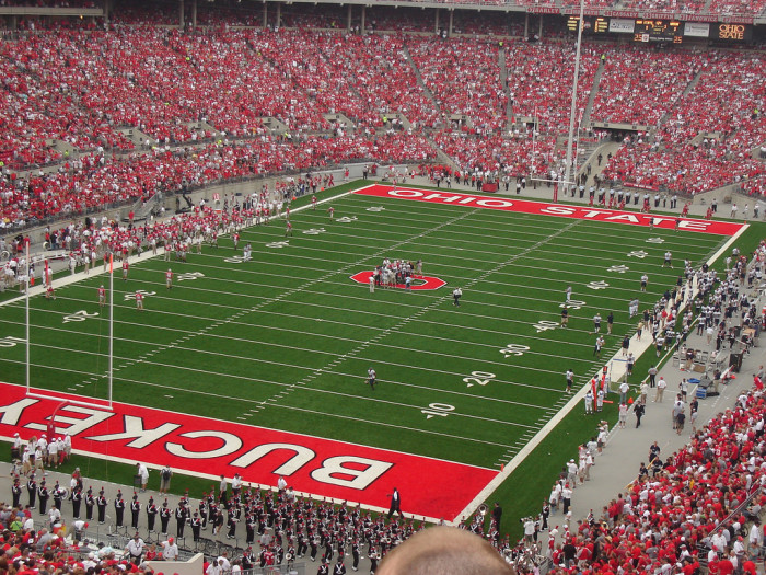 4) Ohio State to hate on
