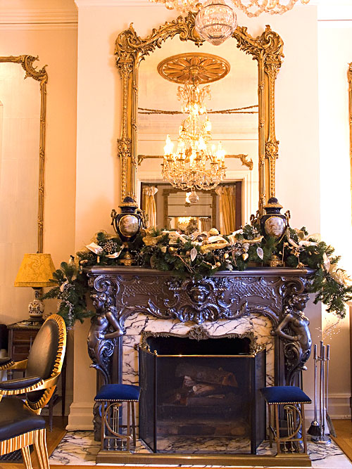 23. Mantle in Old Louisville