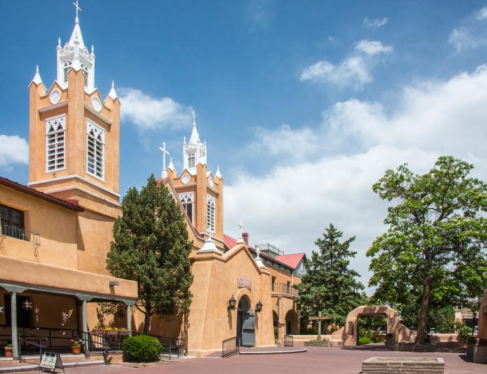 13. Old Town, Albuquerque