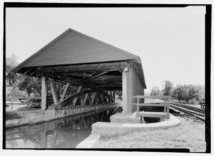 6. Duck Creek Aqueduct