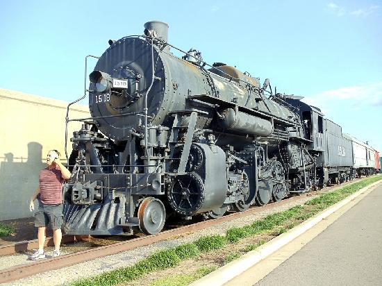 3. Paducah Railroad Museum