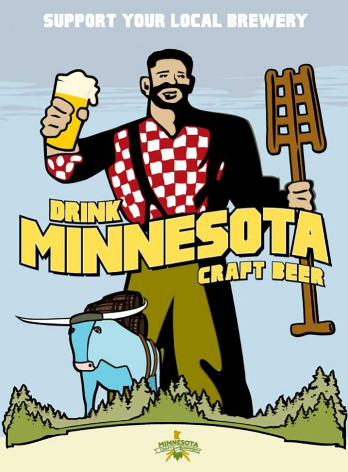 11. Minnesota's craft breweries sell enough beer annually to pay for the entire state to stream Netflix for over 2 years!