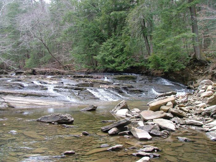 9) Piney River