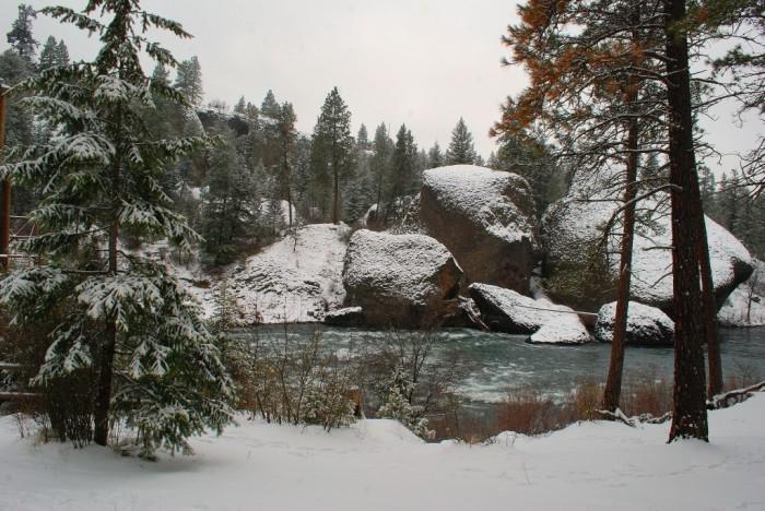 8. Riverside State Park, Spokane