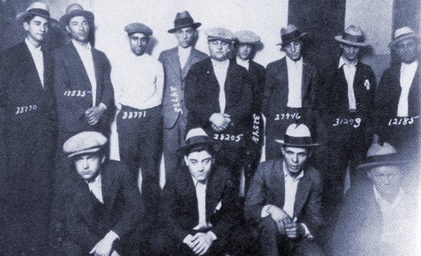 Purple Gang, prohibition-era gangsters