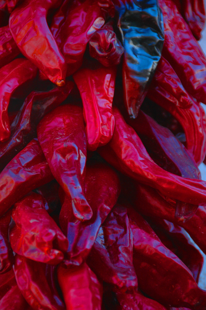 2. Red Pepper for warmth