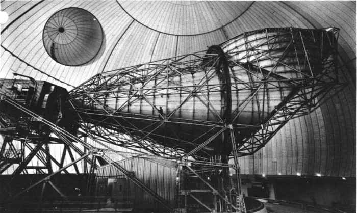 1. The first transatlantic television signal.