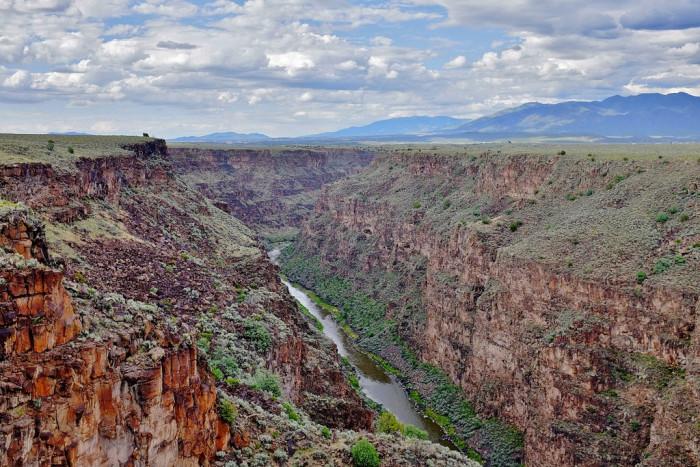 10. Rio Grande Gorge, Outside Of Taos