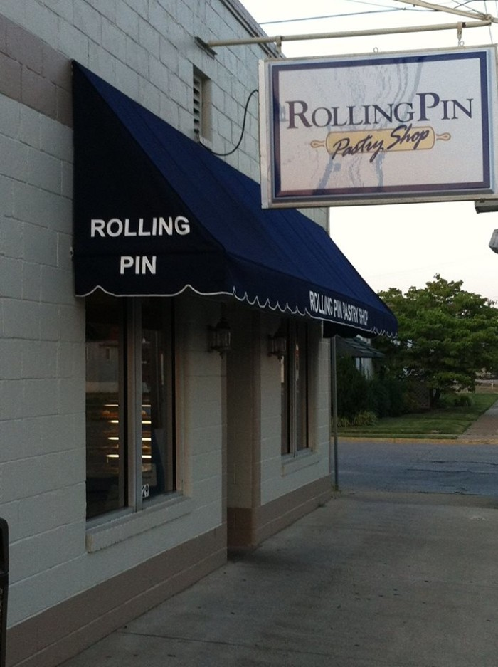 4. Rolling Pin Pastry Shop