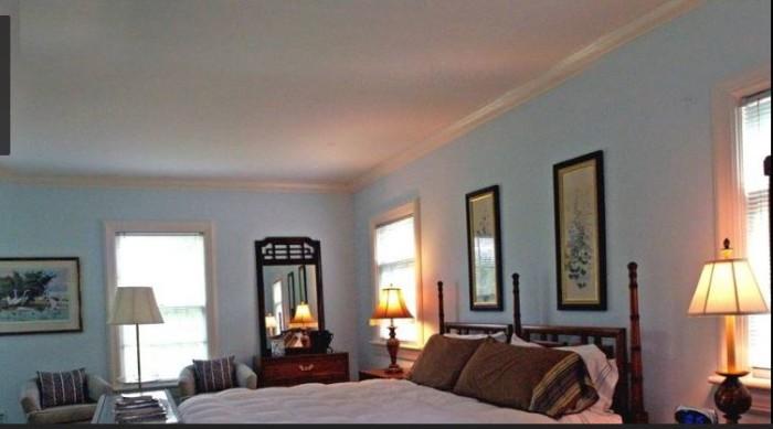 Ruby Lodge At Spring Lake Woods room.