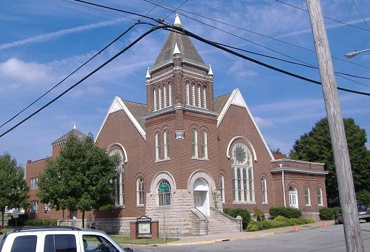 9. First Baptist Church in Salem